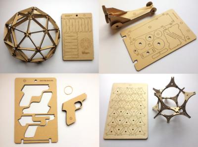 Fab Lab Construction Kits